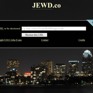 JEWD.co website
