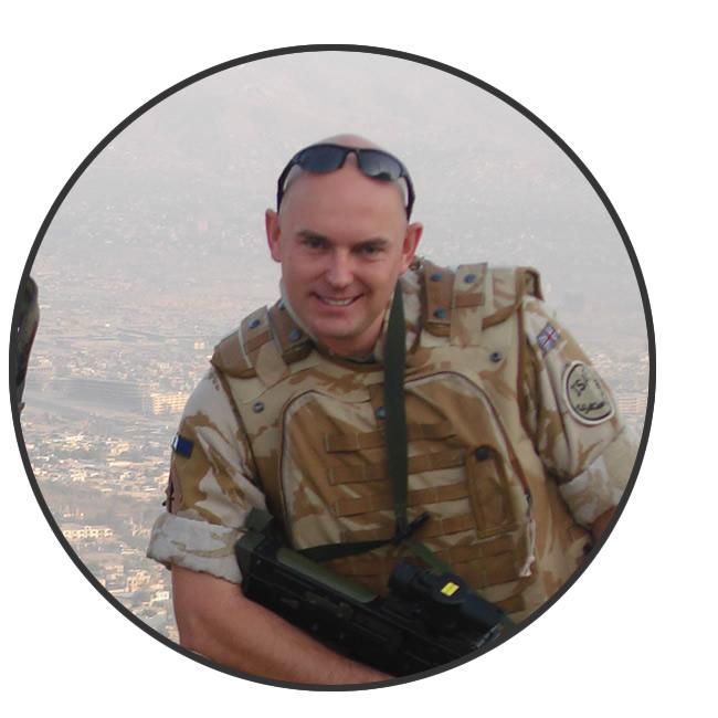 Me in Afghanistan