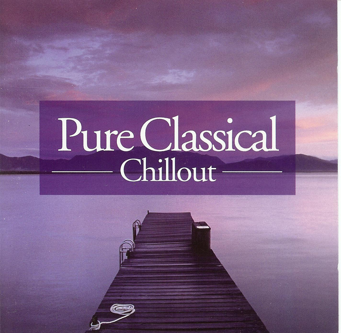 Image of the Pur Classical Chillout CD cover