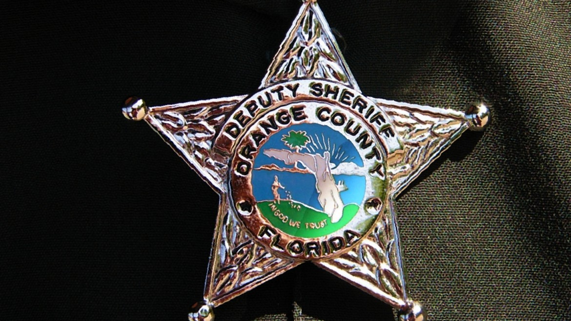 An image of an American Sheriff's Badge